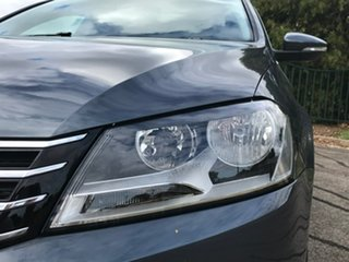 2013 Volkswagen Passat Type 3C MY13.5 118TSI DSG Grey 7 Speed Sports Automatic Dual Clutch Sedan
