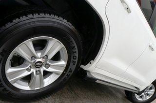 2021 Toyota Landcruiser VDJ200R GXL Glacier White 6 Speed Sports Automatic Wagon