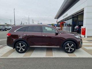 2016 Kia Sorento UM MY16 SLi AWD Red 6 Speed Sports Automatic Wagon.