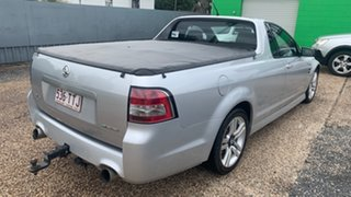 2010 Holden Commodore SV6 Silver 6 Speed Manual Utility