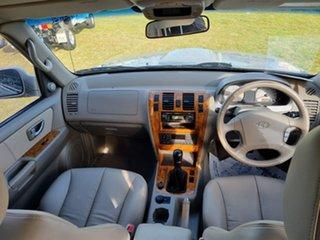 2006 Hyundai Terracan Highlander CRDi 5 Speed Manual Wagon