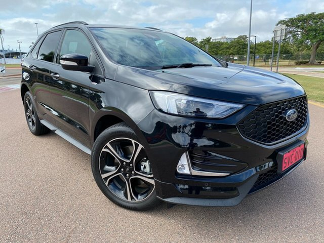 Used Ford Endura CA 2019MY ST-Line Townsville, 2019 Ford Endura CA 2019MY ST-Line Agate Black 8 Speed Sports Automatic Wagon