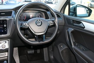 2018 Volkswagen Tiguan 5N MY18 132TSI DSG 4MOTION Comfortline Silver 7 Speed