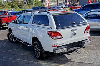 2016 Mazda BT-50 MY16 XTR Hi-Rider (4x2) White 6 Speed Automatic Dual Cab Utility.