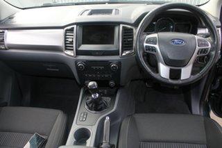 2015 Ford Ranger PX XLT 3.2 Hi-Rider (4x2) Grey 6 Speed Manual Crew Cab Pickup