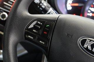 2016 Kia Rio UB MY16 S Signal Red. 4 Speed Sports Automatic Hatchback