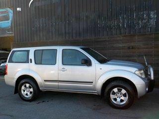 2005 Nissan Pathfinder R51 ST Silver 6 Speed Manual Wagon.