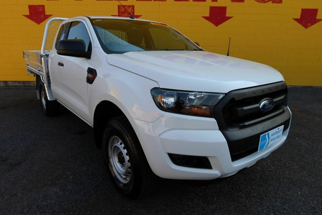 Used Ford Ranger PX MkII XL Hi-Rider Winnellie, 2016 Ford Ranger PX MkII XL Hi-Rider White 6 Speed Sports Automatic Cab Chassis