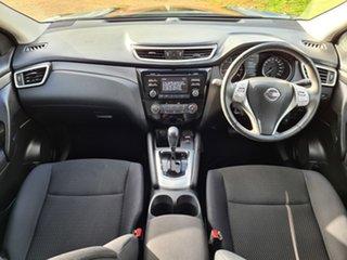 2015 Nissan Qashqai J11 ST Purple 1 Speed Constant Variable Wagon