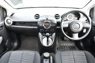 2008 Mazda 2 DE10Y1 Neo Silver 4 Speed Automatic Hatchback.