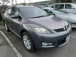 2008 Mazda CX-7 ER Classic (4x4) Grey 6 Speed Auto Activematic Wagon.