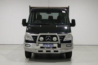 2007 Mercedes-Benz Sprinter 906 311CDI MWB Black 6 Speed Manual Cab Chassis.