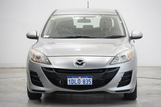 2010 Mazda 3 BL10F1 MY10 Neo Activematic Silver 5 Speed Sports Automatic Hatchback.