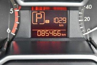 2018 Mazda BT-50 UR0YE1 XT 4x2 Hi-Rider White 6 Speed Sports Automatic Cab Chassis.