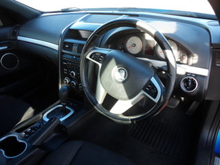 2010 Holden Commodore VE II SV6 6 Speed Automatic Sedan
