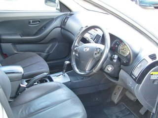 2007 Hyundai Elantra HD SLX Adventurine Silver 4 Speed Automatic Sedan