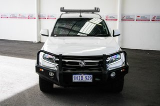 2018 Holden Colorado RG MY19 LS (4x4) White 6 Speed Automatic Crew Cab Pickup