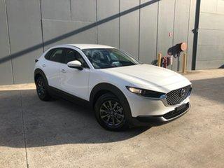 2021 Mazda CX-30 DM2W7A G20 SKYACTIV-Drive Pure Snowflake White 6 Speed Sports Automatic Wagon.
