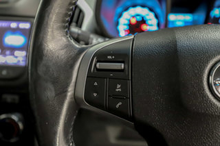 2015 Holden Colorado RG MY16 LS-X Crew Cab Grey 6 Speed Manual Utility