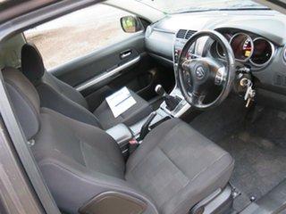 2012 Suzuki Grand Vitara JB MY09 Quasar Grey 5 Speed Manual Hardtop