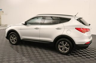 2015 Hyundai Santa Fe DM2 MY15 Active Silver 6 speed Automatic Wagon