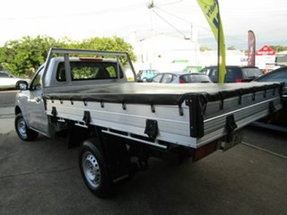 2015 Nissan Navara D23 DX 4x2 Silver 6 Speed Manual Cab Chassis.