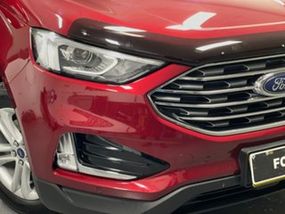 2018 Ford Endura CA 2019MY Trend Ruby Red 8 Speed Sports Automatic Wagon.