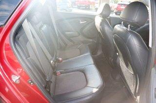 2010 Hyundai ix35 LM MY11 Elite AWD Garnet Red 6 Speed Sports Automatic Wagon