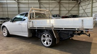 2010 Ford Falcon FG XR6 Super Cab Silver 5 Speed Sports Automatic Cab Chassis