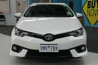 2017 Toyota Corolla ZRE182R MY15 SX White 7 Speed CVT Auto Sequential Hatchback