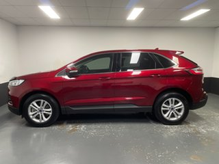 2018 Ford Endura CA 2019MY Trend Ruby Red 8 Speed Sports Automatic Wagon