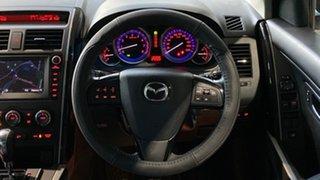 2010 Mazda CX-9 TB10A3 MY10 Grand Touring Silver 6 Speed Sports Automatic Wagon