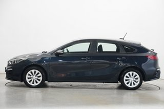 2020 Kia Cerato BD MY21 S Gravity Blue 6 Speed Sports Automatic Sedan.