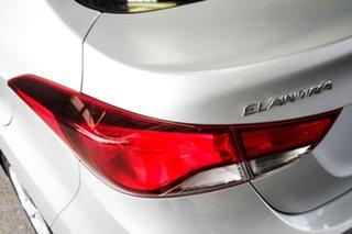 2015 Hyundai Elantra MD Series 2 (MD3) Active 6 Speed Automatic Sedan