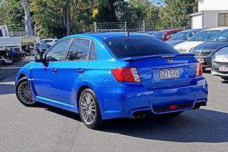 2011 Subaru Impreza G3 MY11 WRX AWD Blue 5 Speed Manual Sedan.