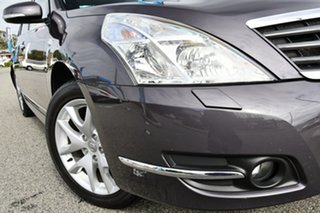 2013 Nissan Maxima J32 MY11 250 X-tronic ST-L Grey 6 Speed Constant Variable Sedan.