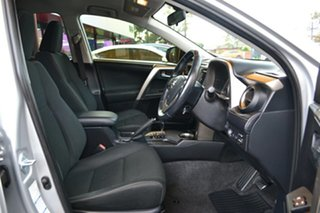 2014 Toyota RAV4 ALA49R MY14 GXL AWD Silver 6 Speed Sports Automatic Wagon.