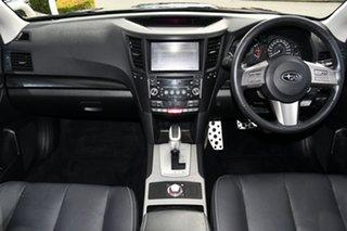 2012 Subaru Liberty B5 MY12 GT AWD Premium Crystal Black 5 Speed Sports Automatic Sedan