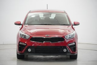 2019 Kia Cerato BD MY19 S Runway Red 6 Speed Sports Automatic Hatchback.