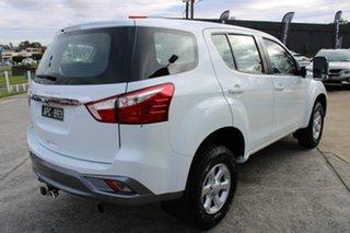 2017 Isuzu MU-X MY17 LS-M Rev-Tronic 4x2 White 6 Speed Sports Automatic Wagon