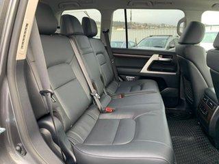 2021 Toyota Landcruiser VDJ200R VX Grey 6 Speed Sports Automatic Wagon
