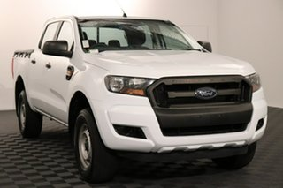 2017 Ford Ranger PX MkII XL Hi-Rider Cool White 6 speed Automatic Utility.