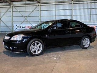 2007 Mitsubishi 380 DB Series III VR-X Black 5 Speed Sports Automatic Sedan.