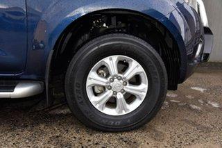 2015 Nissan Navara D23 ST King Cab Blue 6 Speed Manual Utility