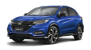 2021 Honda HR-V MY21 RS Blue Metallic 1 Speed Constant Variable Hatchback