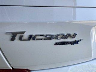 2017 Hyundai Tucson TL MY17 Active X 2WD Winter White 6 Speed Manual Wagon