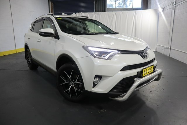 Used Toyota RAV4 ZSA42R GXL 2WD Castle Hill, 2016 Toyota RAV4 ZSA42R GXL 2WD White 7 Speed Constant Variable Wagon