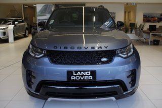 2020 Land Rover Discovery Series 5 L462 MY20 HSE Byron Blue 8 Speed Sports Automatic Wagon