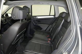 2018 Volkswagen Tiguan 5N MY19 132TSI DSG 4MOTION Comfortline Indium Grey 7 Speed