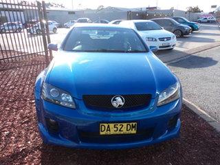 2010 Holden Commodore VE II SV6 6 Speed Automatic Sedan.